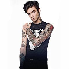 The Andy Biersack Imagine Writer