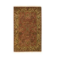 Home Decorators Collection Chantilly Brick 2 ft. x 3 ft. Accent Rug - 2632600180 at The Home Depot