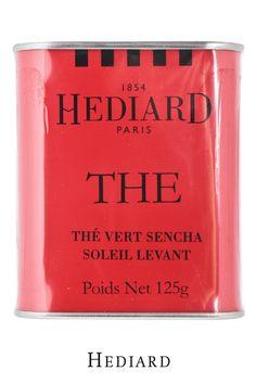 Thé Vert Sencha Soleil Levant de Hediard - El Palacio de Hierro