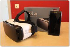 Mein #Samsung #Galaxy S7 Edge + Gear VR #GearVR