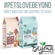 How many furbabies do YOU have??  Grab Five Money Saving Coupons for Purina Beyond and HEB   #ad #PetsLoveBeyond