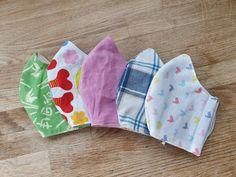 Stoffmaske - Mund-Nasen-Schutz - Baumwolle - hoher Tragekomfort von upcyclingplastic auf Etsy Etsy, Masks, Handmade, Cotton