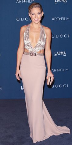 Look of the Day - November 4, 2013 - Kate Hudson in Gucci from #InStyle