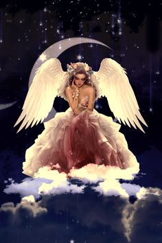 Shared by Find images and videos about gif on We Heart It - the app to get lost in what you love. Fantasy Art Women, Beautiful Fantasy Art, Beautiful Fairies, Beautiful Gif, Fairy Pictures, Angel Pictures, Hades Gif, Angel Gif, Beautiful Angels Pictures