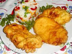 Mustáros, rántott csirkemell recept Healthy Life, Cauliflower, Chicken, Meat, Vegetables, Ethnic Recipes, Food, Potato, Healthy Living