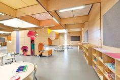 kindergarten design | ... Kindergarten — Beechboro Campus by Brooking Design Architects. Image