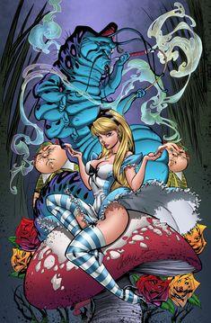 art,арт,красивые картинки,alice in wonderland,Алиса в стране чудес,Alice…