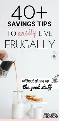 Use these easy money saving tips to live frugally on one income.  Start saving money on autopilot when you utilize these simple frugal living tips for success.  Finally stop living paycheck to paycheck when you budget and live frugally. Budgeting Couple | BudgetingCouple.com | Budgeting Couple Blog #budgetingcouple #frugalliving #livefrugally #moneysavingtips #moneysavingideas