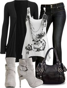Stylish and fashion outfit