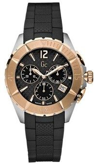 Guess Collection Watch Swiss Made Gents Watches, Rolex Watches, Elegant Watches, Branded Bags, Luxury Watches For Men, Casio Watch, Valentine Gifts, Chronograph, Omega Watch