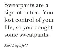 Karl knows what he's talking about.
