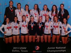 Our very own Emily Cheek coached her team to a bronze metal at the Jr. National Championships this week in Texas.  We are so proud of you Emily.  Way to go!