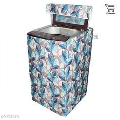 Appliance Covers E-Retailer™ Polyester Cotton Top Load Washing Machine Cover (Size : Suitable For 6 KG to 7.5 KG, Color : Blue)   Material: Polyester Capacity: 6 To 7.5 kg Size(L X W X H): 23 in x 35 in x 22 in  Description: It Has 1 Piece Of Top Load Washing Machine Cover Work: Printed Sizes Available: Free Size *Proof of Safe Delivery! Click to know on Safety Standards of Delivery Partners- https://ltl.sh/y_nZrAV3  Catalog Rating: ★4.1 (4332)  Catalog Name: Free Mask Colorful Classy Top Load Washing Machine Covers Vol 19 CatalogID_521688 C131-SC1624 Code: 562-3731973-