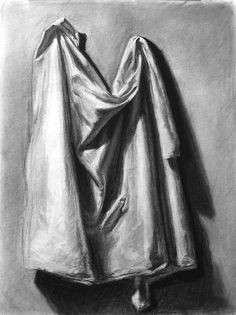 Fabric Study Drawing