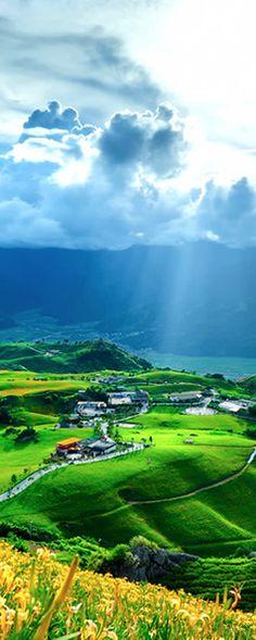 Beautiful Taiwan Landscape By Iris Alice #landscape #taiwan #travel #sky