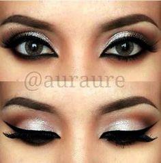 As requested – Smudge free liquid eyeliner | AmazingMakeups.com