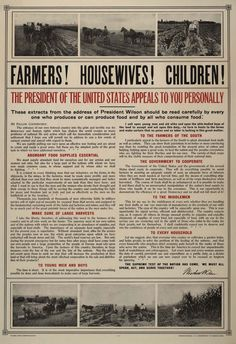Image detail for -states u s department of agriculture between 1914 and 1918