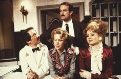 Faulty Towers - The Murder Mystery  photo and story BY KERNAN ANDREWS  Galway Advertiser