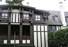 Maybeck - Leon L. Roos house, San Francisco