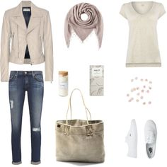Untitled #4 by enocska on Polyvore featuring Polo Ralph Lauren, Balenciaga, AG Adriano Goldschmied, Vans, Faliero Sarti and Talking Tables