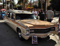 Hot Rod Cadillac Hearse