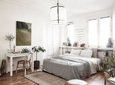 When you have been blogging for a few years like I have, it's quite possibile that you find homes that you've featured before only differently styled. I like to browse (Scandinavian) real estate sites