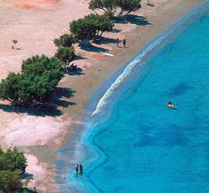Turquoise blue water in Kythnos Island, Greece Dream Vacations, Vacation Spots, Places To Travel, Places To See, Myconos, Thasos, Greece Islands, Greece Travel, Places Around The World