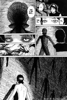 The Enigma of Amigara Fault Junji Ito