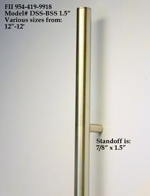 First Impressions Intl Door Pulls- Commercial Door Pulls/handles ...