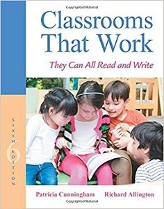 To become proficient writers, students need authentic opportunities to practice their writing and focused writing instruction. Chapter nine in CTW does an excellent job of explaining the writing strategies that apply to writing as well as the process of writing, revising, editing, and publishing involved in Writer's Workshop. Given that Writer's Workshop is so commonly used, I found it helpful to have a primer on how to conduct mini lessons and follow the process in a sequential manner.
