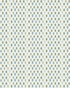 Download Dollhouse Wallpaper Turquoise 2