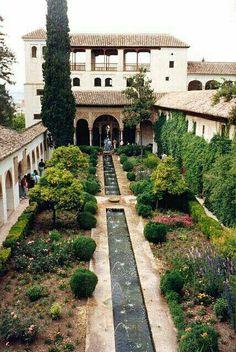 La Alahambra Granada