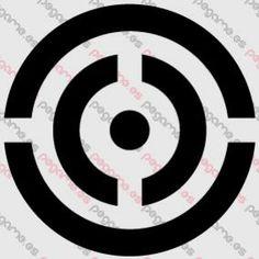 Pegame.es Online Decals Shop  #decoration #circles #ornamental #motif #geometric #concentric #vinyl #sticker #pegatina #vinilo #stencil #decal