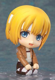 Crunchyroll - Store - Nendoroid Armin Arlert