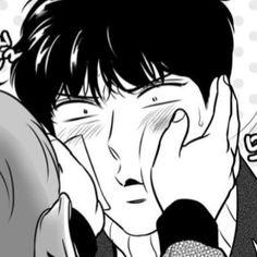 Manga Anime, Manga Boy, Manhwa Manga, Anime Guys, Yaoi Hard Manga, Manga Cute, Oui Oui, Fujoshi, Aesthetic Anime