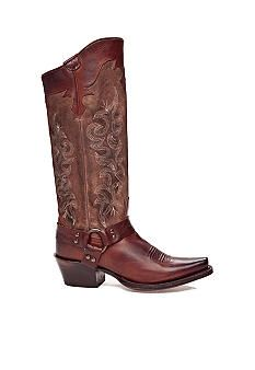 Frye Lily Harness Tall Boot #boots #belk