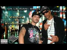 y yo le digo official remix