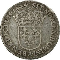 #France #Silver #History #Collection #Numismatics #New #Royal