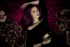 #myself #me #foto #goth #gothic #gold #pain #beauty #makeup #model #love #hate #art