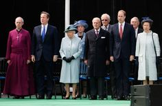 P he Archbishop of Canterbury Justin Welby, Britain's Prime Minister David Cameron, Queen Elizabeth II, Prince Philip, Duke of Edinburgh, Prince William, Duke of Cambridge and Princess Anne, Princess Royal attend a service to mark the 800th anniversary of Magna Carta on June 15, 2015 in Runnymede, United Kingdom. Members of the Royal Family are visiting Runnymede to attend an event commemorating the 800th anniversary of Magna Carta. Magna Carta is widely recognised as one of the most…