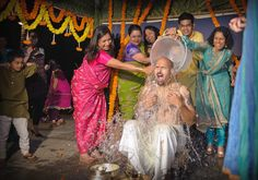 Fun at Wedding - Pre wedding photography by Anoop.photography