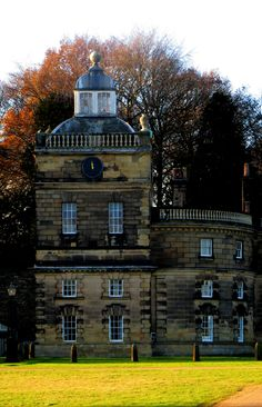 Wentworth Woodhouse Tour 2 December 2012