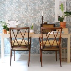 Ideas and inspiration | My Scandinavian workspace makeover....