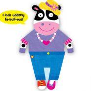 Printable: Dress Up Cow