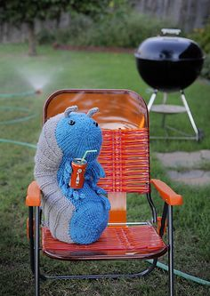 "Invite ""Roland"" by Anna Hrachovec to your next BBQ! Make it with Hometown USA."