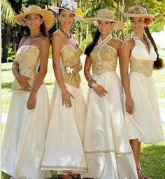 Polynesian beauties