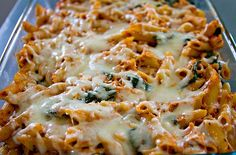 Chicken Penne Bake | Inspired Dreamer. With pre-cooked chicken