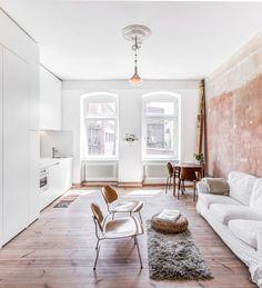 T Concept Apartment / Itay Friedman Architects, © Boaz Arad