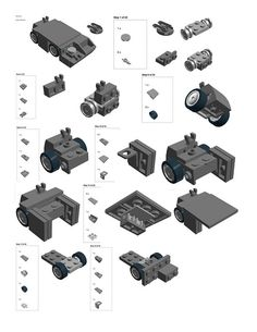 Aliens Micro APC Instructions 1 | by Grantmasters