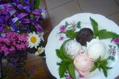 Domáca zmrzlina. Baked Goods, Ice Cream, Baking, Breakfast, Fondue, Pastries, No Churn Ice Cream, Morning Coffee, Icecream Craft